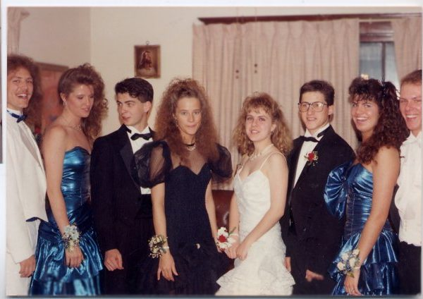 Homecoming 80's style