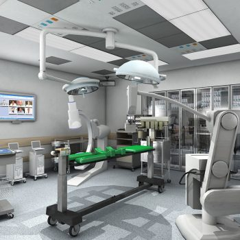 Neck, Back and Spinal Operating Room