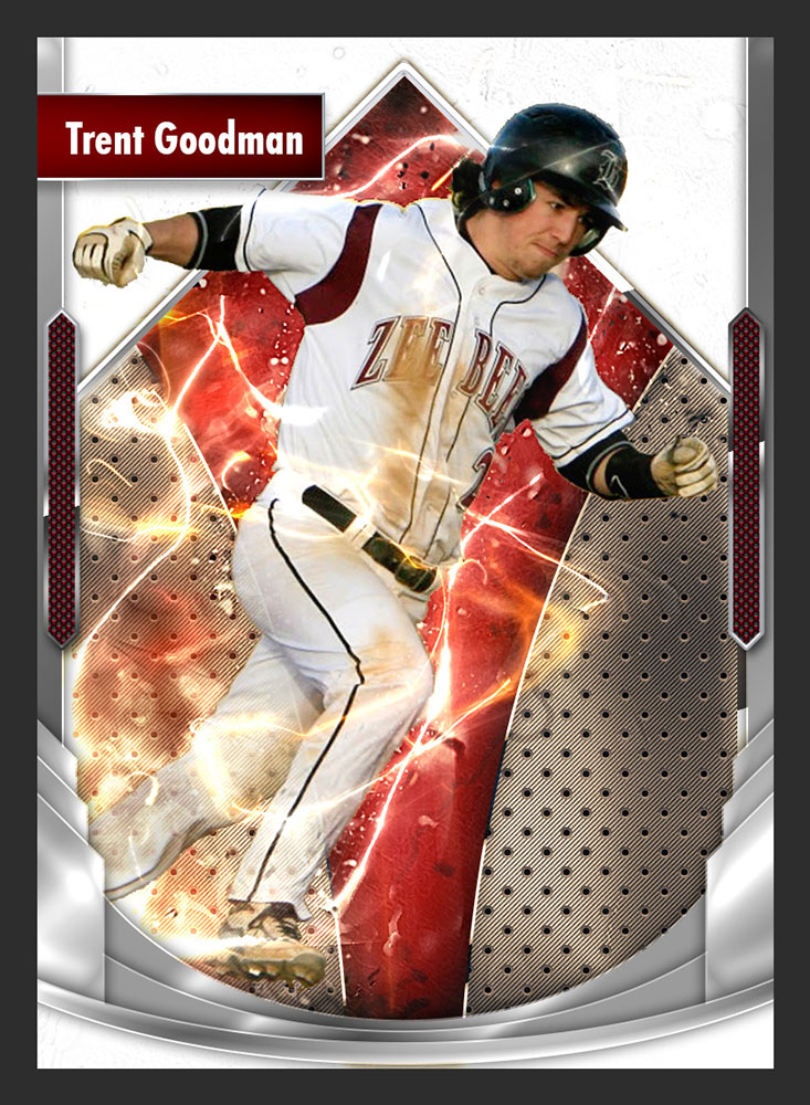 Customized Trading Card