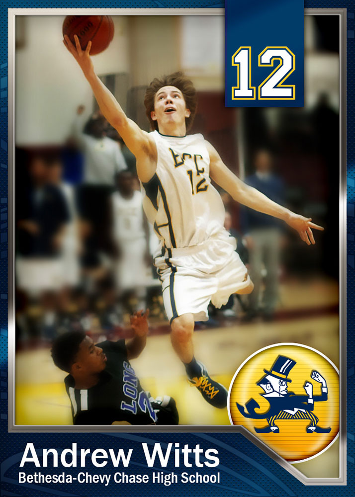 Trading Card - Andrew Witts