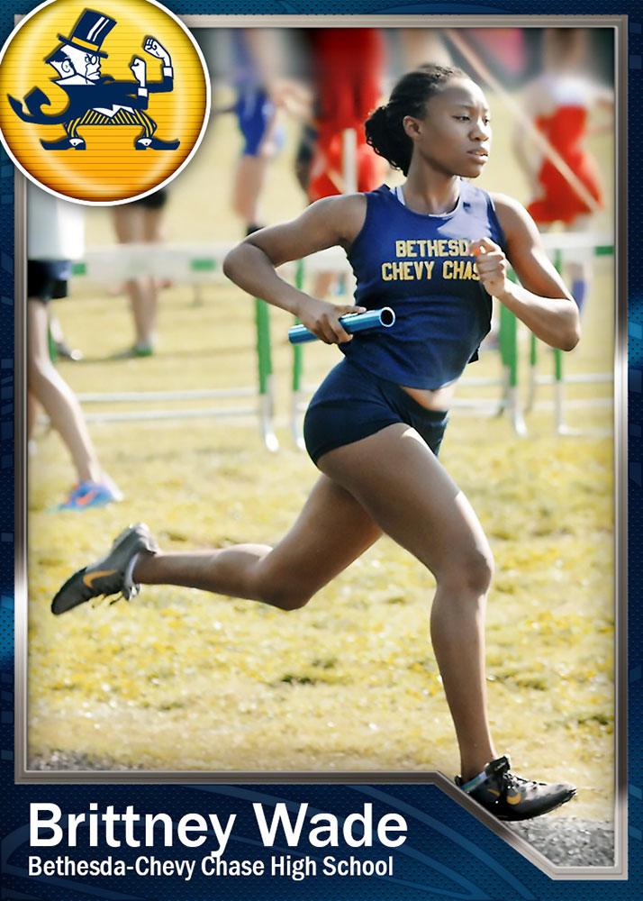 Trading Card - Brittney Wade