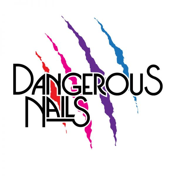 Dangerous Nails Logo by Michael