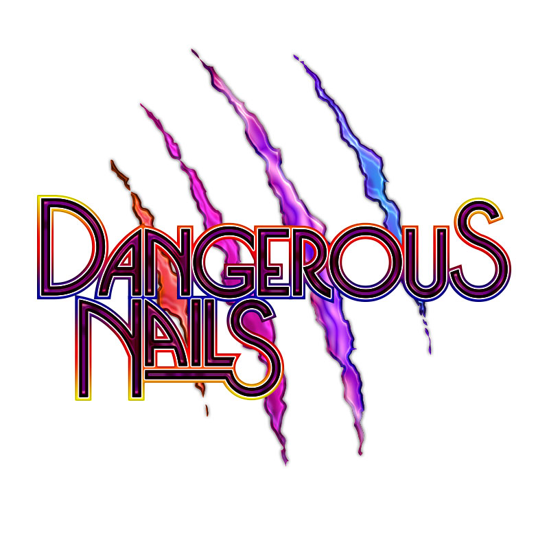 Dangerous Nails Logo