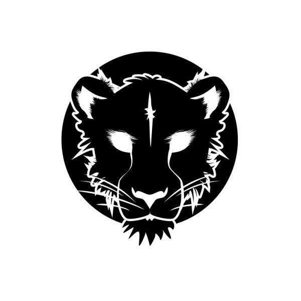 Lioness Ver1 Logo by Michael
