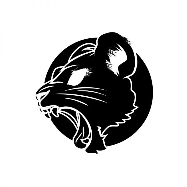 Lioness Ver2 Logo by Michael