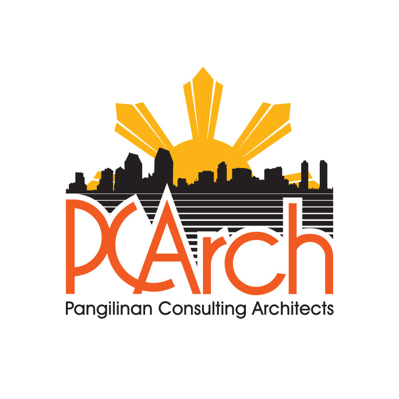 Pangilinan Cosulting Architects Logo by Michael