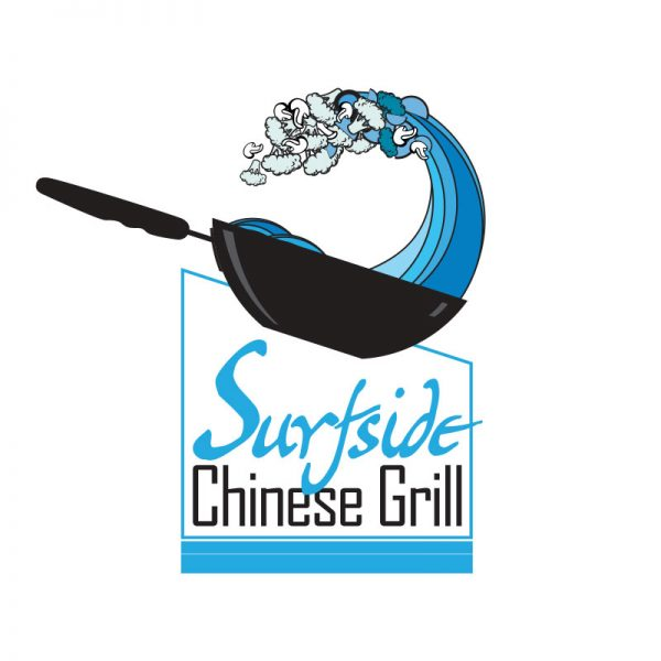 Surfside Chinese Grill Logo by Michael